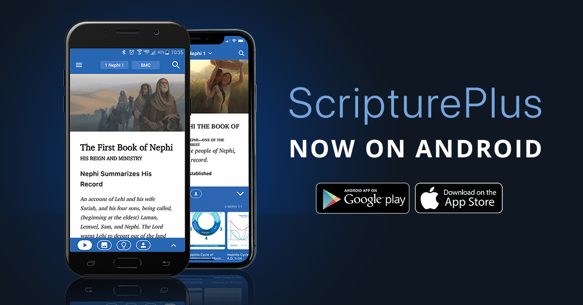 Banner of ScripturePlus on Android